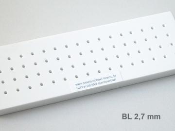Bohrerständer-Bo-60St _2,7mm