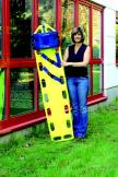 Spineboard mit Speed-Clip